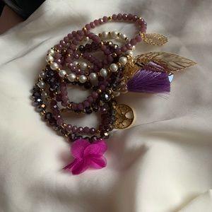 Jewelry - NWOT Handmade Mexican artisan bracelet